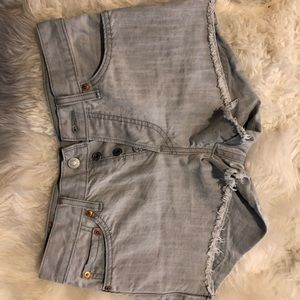 Levi Strauss 501 shorts